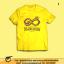 เสื้อยืดสีเหลือง เสื่้อเหลือง ทรงพระเจริญ รัชกาลที่ 10 ลายที่ 1 thumbnail 1