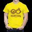 เสื้อยืดสีเหลือง เสื่้อเหลือง ทรงพระเจริญ รัชกาลที่ 10 ลายที่ 1 thumbnail 2