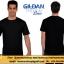Gildan เสื้อยืด คอกลมสีดำ แขนสั้น Premium Cotton 76000 thumbnail 1