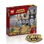 เลโก้จีน LEPIN.07106 ชุด Avengers Infinity War Corvus Glaive Thresher Attack