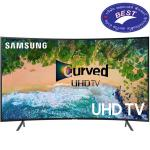 Samsung 55 in. UHD 4K Curved Smart TV UA55NU7300KXXT