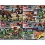 เลโก้จีน 818 No.82026 ชุด Jurassic World
