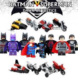 เลโก้จีน DLP9032 ชุด Batman Vs Superman