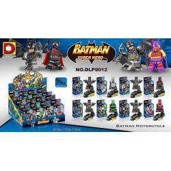 เลโก้จีน DLP 9012 ชุด Batman