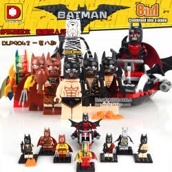 เลโก้จีน DLP 9042 ชุด Batman