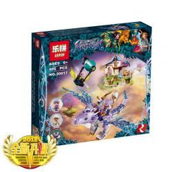 เลโก้จีน LEPIN.30017 ชุด Elves Aira & the Song of the Wind Dragon