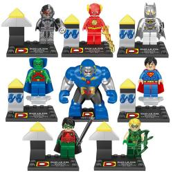 เลโก้จีน DLP 9014 ชุด Super Heroes