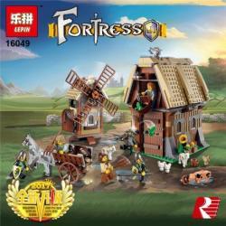 เลโก้จีน LEPIN.16049 ชุด Mill Village Raid