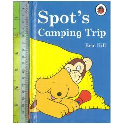 Spot's camping Trip