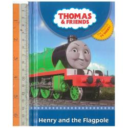 Henry and the Flagpole