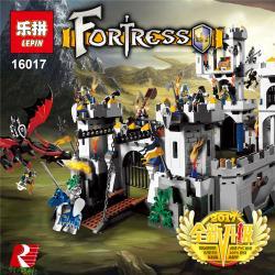 เลโก้จีน LEPIN.16017 ชุด Castle Siege