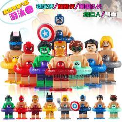 เลโก้จีน Dargo.972 ชุด Super Heroes