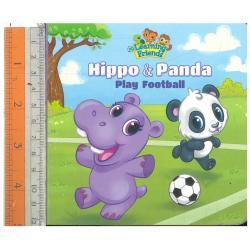 hippo and panda