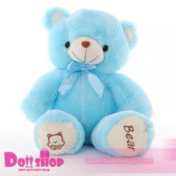 ตุ๊กตาหมีอ้วน Blue 0.8 เมตร