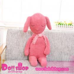 ตุ๊กตากระต่าย 1.5 เมตร สีชมพู