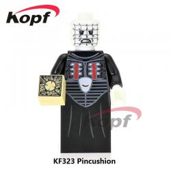 เลโก้จีน KF.323 ชุด Pincushion (สินค้ามือ 1 ไม่มีกล่อง)