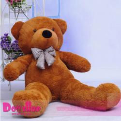 ตุ๊กตาหมียิ้ม brown 1.4 เมตร