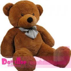 ตุ๊กตาหมียิ้ม brown 0.8 เมตร