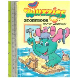 Wuzzles storybook