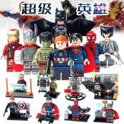 เลโก้จีน SY.656 ชุด Heroes assemble