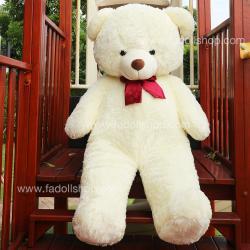 ตุ๊กตาหมีไจแอนท์ White 50 นิ้ว