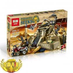 เลโก้จีน LEPIN.31001 ชุด Scorpion Pyramid