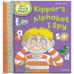 kipper alphabet