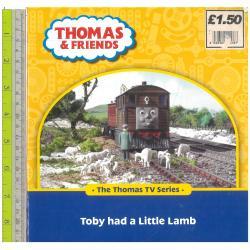 Thomas Toby had a little Lamb