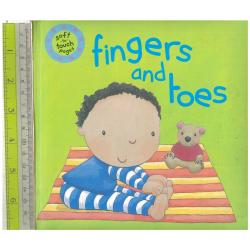 fingers and toes