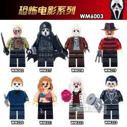 เลโก้จีน WM.6003 ชุด Minifigures