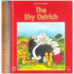shy ostrich
