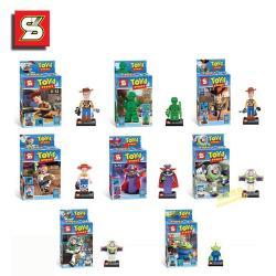 เลโก้จีน SY172 Toy Story