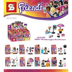 เลโก้จีน SY 286 ชุด Friends