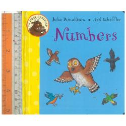 numbers gruffalo