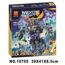 เลโก้จีน BELA.10705 ชุด NEXO Knights the stone colossus of ultimate destruction