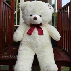 ตุ๊กตาหมีไจแอนท์ White 42 นิ้ว