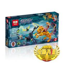 เลโก้จีน LEPIN.30016 ชุด Elves Azari & The Fire Lion Capture