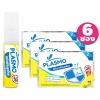 Plasmo สเปรย์กันยุงไทย 5 ml + สติ๊กเกอร์กันยุง 6 ซอง ลายโล่ กลิ่นตะไคร้หอม