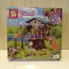 เลโก้จีน SY.1031 ชุด Friends Mia's Tree House
