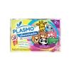 Plasmo สติ๊กเกอร์กันยุงไทย 2 ดวง ลายการ์ตูน กลิ่นลาเวนเดอร์