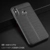 เคส Xiaomi Mi A2 Lite (Redmi 6 Pro) ซิลิโคน TPU ลายหนัง (เคสนิ่ม)