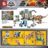 เลโก้จีน SY.1082 ชุด Jurassic World