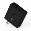ZMI 2 in 1 Power Bank 6500 mAh & Dual Ports Charger Adapter