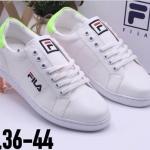 รองเท้าผ้าใบแฟชั่น แต่งลาย FILA สวยเรียบเก๋ วัสดุอย่างดี ทรงสวย ใส่สบาย ใส่เที่ยว ออกกำลังกาย แมทสวยเท่ห์ได้ทุกชุด