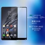 Xiaomi Mi Mix 2 / Mi Mix 2S ฟิล์มกระจกนิรภัย Nillkin CP+ บาง 0.33mm (เต็มจอขอบสี)