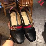 รองเท้าคัทชู ส้นแบบ แต่งลายและอะไหล่สไตล์กุชชี่สวยเก๋ หนังนิ่ม ทรงสวย ใส่สบาย แมทสวยได้ทุกชุด