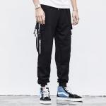 [พรีออเดอร์] กางเกงผู้ชายไซส์ใหญ่ เอวยืด ขายาว เอว 57 นิ้ว