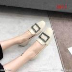 รองเท้าคัทชู ส้นเตี้ย แต่งอะไหล่สวยหรู ทรงสวย หนังนิ่ม ใส่สบาย แมทสวยได้ทุกชุด (K5067)