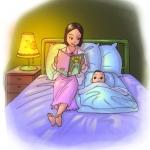 ประโยชน์ของการเล่านิทานก่อนนอน