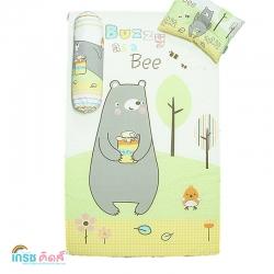 ที่นอนฟองน้ำ Buzzy Bear ขนาด M ยกลัง(2 ชุด)